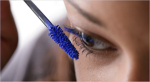 how to change broken eye shadow into color mascara