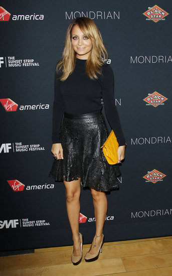 Nicole Richie Fall Fashion Look for Less