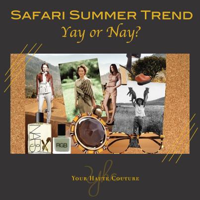Summer Style Watch